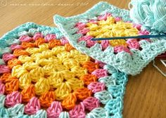 I haven't done any crochet in a little while, but then the other day I suddenly got The Urge. Do you ever get that? Must. Crochet. Now. As s...