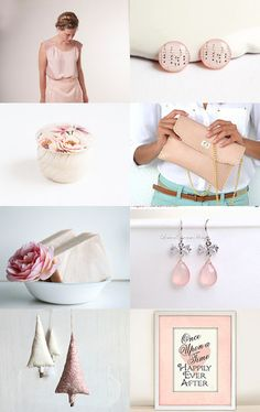 SOFT BLUSH by Orit Bar-Lev on Etsy--Pinned with TreasuryPin.com Place Cards, Blush, Place Card Holders, Bar, Etsy, Rouge