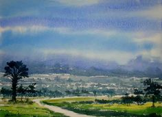 Buy original and authentic indian contemporary art and transparent watercolors and modern paintings online from india.
