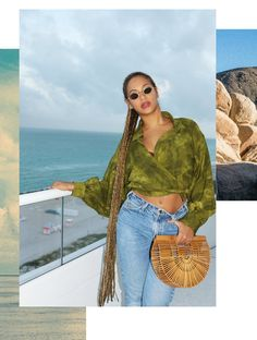Queen Beyonce with her own Cult Gaia bag! Do you love how she styled this cute ark bag? Get yours on Adriana Online ; Beyonce 2013, Estilo Beyonce, Beyonce Style, Beyonce Knowles Carter, Beyonce And Jay Z, Beyonce Body, Celebrity Photos, Celebrity Style, King B