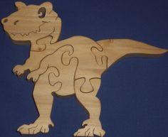 T-rex shape