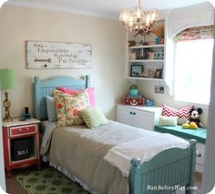 Girl's Room on a Budget!!