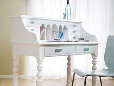 Schreibtischpult renoviert