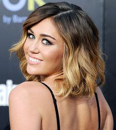 Love this short ombre hair!