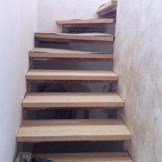 Met deze led inbouwspot kan je een trap op indirecte wijze ...