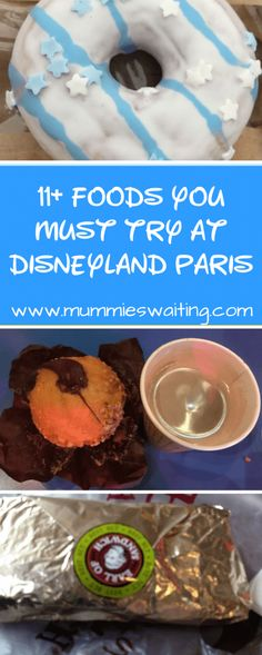 foods you MUST try at Disneyland Paris We all love a good bit of food, especially when it comes to desserts and sweet treats. Lucky for us, Disneyland Paris is FULL of them, but where do you start? I've put together a list of the best foods at you must Disney Planning, Disney Tips, Disney Food, Disney Parks, Disney Stuff, Disney Recipes, Disney Ideas, Disneyland Paris Castle, Disneyland Trip