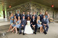 Crooked Lake House Wedding Photos | Jessica & Tim