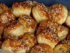 Zemiakové pagáčiky Pretzel Bites, Pizza, Bread, Winter, Christmas, Basket, Winter Time, Xmas, Weihnachten