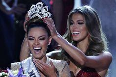 Miss Univers : Demi-Leigh Nel-Peters, Miss Afrique du Sud, succède à Iris Mittenaere C'est la candidate de l'Afrique du Sud qui a remporté le titre de Miss Univers, ce dimanche 26 NOVEMEBRE 2017 à Las Vegas.