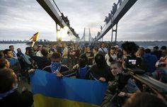 #world #news  Blood spilled as Ukraine football fans attacked in Italy - media #FreeUkraine #StopRussianAggression