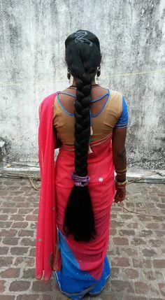 Beautiful Braids, Beautiful Long Hair, Gorgeous Hair, Long Silky Hair, Super Long Hair, Indian Long Hair Braid, Braids For Black Hair, Girl Hairstyles, Braided Hairstyles