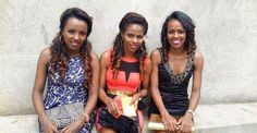 Tirunesh, Ejegayehu and Genzebe