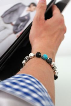 Rebel Karma Beads By Thomas Sabo Marban Mens Jewellery Pandora Bracelets