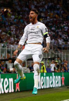 Galería con las mejores fotos de Real Madrid - Atlético de Madrid en la Web Oficial del Real Madrid.
