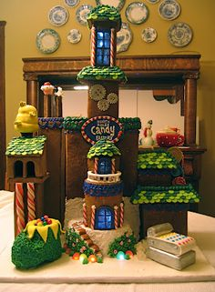 Ultimate Gingerbread - Photos: Candy Factory