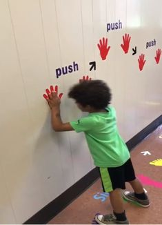 Teacher's Awesome Student Sensory Path Goes Viral And Proves Kids Need To Wiggle That's Inappropriate is part of Sensory classroom - Sensory Wall, Sensory Rooms, Autism Sensory, Sensory Tubs, Sensory Boards, Sensory Bottles, Motor Activities, Preschool Activities, Proprioceptive Activities