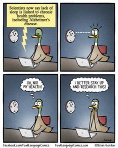 fowl language comics - Google Search