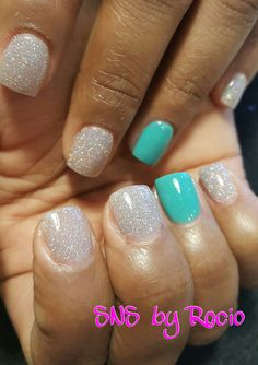 SNS nails ( dipping powders ) !
