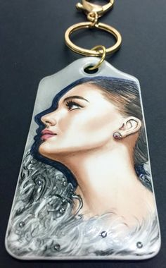 Handpainted by Mariela Villasmil 🇺🇸 🇻🇪 on 0306 - Artists best painted TAG by Bijoux de Passy Lip Jewelry, Disney Characters, Fictional Characters, Aurora Sleeping Beauty, Hand Painted, Artists, Boutique, Gallery, Painting