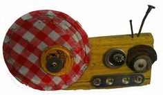 lili b. Art N Craft, Recycled Art, Snail, Sniglar, Crafts For Kids, Diy, Christian, Sculpture, Holiday Decor