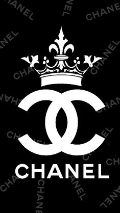 Coco Chanel Wallpaper, Chanel Wallpapers, Pretty Wallpapers, Cellphone Wallpaper, Iphone Wallpaper, Chanel Background, Chanel Stickers, Logo Chanel, Estilo Coco Chanel