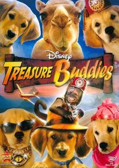 Treasure Buddies [DVD] [2012]