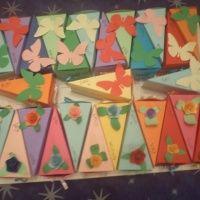 papierova torta...paper cake