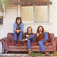 crosby stills nash album art | Stills Crosby & Nash: Crosby, Stills & Nash (1st Album), CD