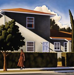 Gloria, the Courtship Remembered by Kenton Nelson
