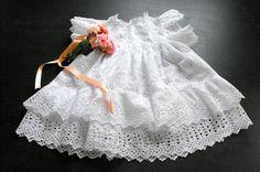 Vintage Victorian Era French Handmade Baby by Vintagefrenchlinens, $125.00