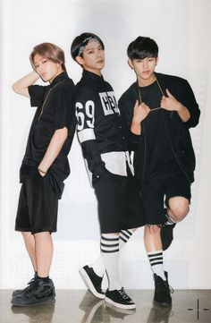 A.P Jongup, Himchan & Daehyun for 'Hallyu Pier' Magazine Jongup Bap, Kim Himchan, Youngjae, Tvxq, Btob, Perfect Bangs, Bang Yongguk, Jung Daehyun