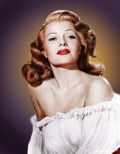 Rita Hayworth in Gilda - one of my fav films!