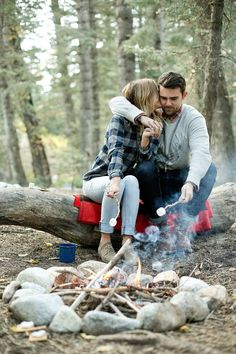 Unwind, spend some time together and enjoy the great outdoors! (sorry no link, just this cool pic!)