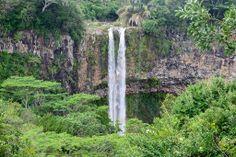 Mauritius. Mauritius, My Eyes, Waterfall, Travel Photography, Around The Worlds, Journey, Outdoor, Outdoors, Waterfalls
