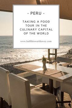 Taking a Food Tour in the Culinary Capital of the World, Lima, Peru. The Lima Gourmet Company, we even visited a restaurant which is listed on the top 50 in the world! Must do for any foodie in Lima #Lima #FoodTour #PeruTravel #VisitLima #Foodie #AmazRestaurant