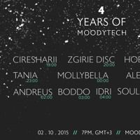 Andreus.@Moodytech 4 Years Aniversary by Andreus. on SoundCloud