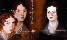 The tragically short lives of all three Brontë sisters (Charlotte, Emily and Anne) — and their alcohol and drug-addicted brother, Branwell — were portrayed in the TV miniseries The Brontës of Hawor… Jane Eyre Movie, Jane Eyre Book, Charlotte Bronte, Bbc News, Byronic Hero, Agnes Grey, Black Sheep Of The Family, Books A Million, Bronte Sisters