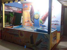 pembuatan booth stand pameran makanan