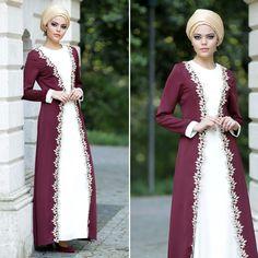 NAYLA COLLECTION - DRESS - 52424-01MU #hijab #naylavip #hijabi #hijabfashion #hijabstyle #hijabpress #muslimabaya #islamiccoat #scarf #fashion #turkishdress #clothing #eveningdresses #dailydresses #tunic #vest #skirt #hijabtrends