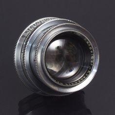 Schneider Kreuznach Xenon 5cm 50mm F2.0 Prime LENS Exakta Exa fit 14 Blades GC
