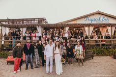 fotografia praia mole casamento pé na areia florianópolis praia noiva noivo
