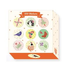 100 Stickers : Chichi Huang - DD03702
