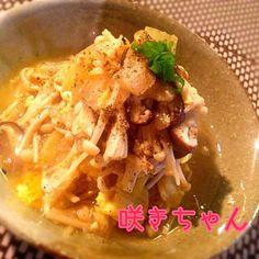 優しい味です - 182件のもぐもぐ - エノキと白菜の塩麹煮 by sakichan63