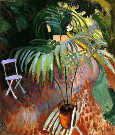 Raoul Dufy - The Small Palm, 1905