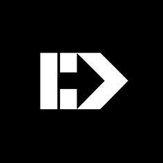 Interlink Development by John Nash. (1972) #logo #monogram #branding