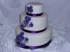 Purple Splendor Cake