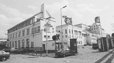 Brouwerij Oranjeboom en andere herinneringen aan Mallegat / Feijenoord