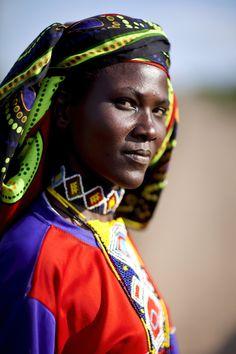 Borana lady - Ethiopia