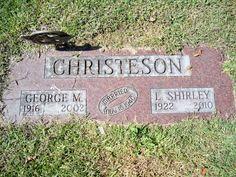 Lorraine Shirley Moriarity Christeson (1922 - 2010) - Find A Grave Photos