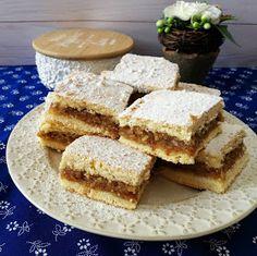 ANDI GLUTÉNMENTES KONYHÁJA: ALMÁS PITE KELT TÉSZTÁBÓL Cornbread, French Toast, Food And Drink, Breakfast, Ethnic Recipes, Blog, Free, Millet Bread, Morning Coffee
